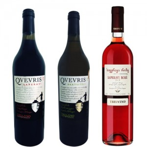 Kit de Vinhos Premium Qvevris +1 (3 garrafas)