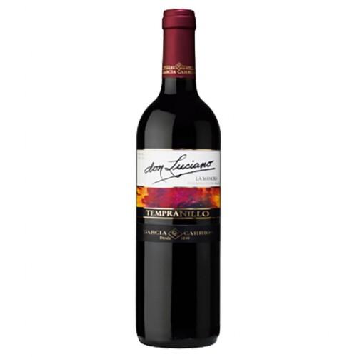 Vinho tinto Espanhol - Don Luciano - tempranillo - 750ml