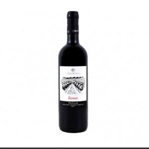Vinho tinto Italiano - Colle Petrito Rosso - 750ml